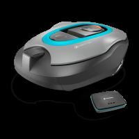 Tondeuse robot connectée GARDENA smart SILENO+ 2000 - 1906566