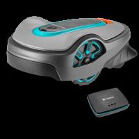 Tondeuse robot connectée GARDENA smart SILENO life 750 - 1911326
