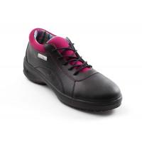 Chaussure de sécurité basse GASTON MILLE Gardénia Noir O2 SRC - GANO9