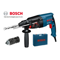 PERFO-BURINEUR BOSCH OUTILLAGE 800W SDS PLUS  GBH2-26 DFR - 0611254760