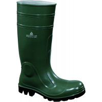 BOTTE DE SECURITE EN PVC VERT DELTA PLUS GIGNAC2 S5 SRC -GIGN2VE0