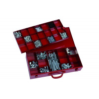 Coffret de rangement 33 cases MULTIPRO RUBI - GM33