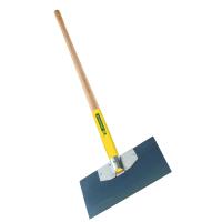 Grattoir de coffrage (30cm) douille intégrée manche en bois certifié PEFC 100% (110 cm) LEBORGNE - 142322 (Maçon)