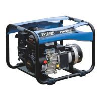 Groupe électrogène Portable Power PERFORM 4500 4000 W équipé d'un moteur KOHLER, d'un compteur horaire et kit différentiel SDMO - PERFORM4500+R01