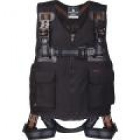 "HARNAIS GILET ""RIPLIGHT SYSTEM II®"" - 3 POINTS D'ACCROCHAGE DELTA PLUS - HAR23GIL2NOGT (Harnais Antichute)"