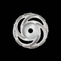 DISQUE DIAMANT VARI GRIND G35 POUR MEULEUSE D'ANGLE Ø 100 MM POUR BETON DUR ET MMOYENNEMENT DUR 22.2 HUSQVARNA- 579821101 (Disques diamants)