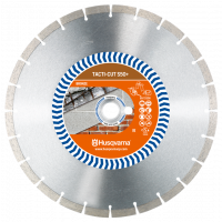 DDISQUE DIAMANT TACTI CUT S50 PLUS POUR DECOUPEUSES Ø 400 MM COUPE BETON DURCI ALÉSAGE 25.4 HUSQVARNA- 579815630 (Disques diamants)