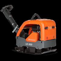 PLAQUE DE COMPACTAGE HUSQVARNA LG400 (petrole) - 967855401
