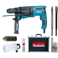 Perfo-burineur MAKITA SDS-Plus 720 W 23 mm -HR2320TSP1