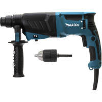 Perfo-burineur MAKITA SDS Plus 800 W 26 mm - HR2630X7