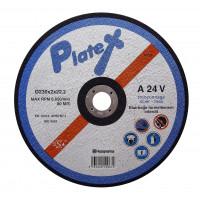 Disque PLATEX A 46T Ø 125 ACIER INOX alésage 22,2 HUSQVARNA-543058914