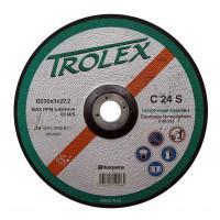 Disque TROLEX C24S Matériaux de construction Ø 115 alésage 22.2 HUSQVARNA-543059225