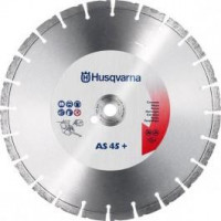 Disque diamants AS45 + Ø 230 mm AL 22,2 HUSQVARNA-543067302