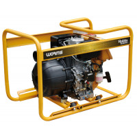 WORMS ROBIN - Groupe motopompe Thermoplastique P52 DIESEL