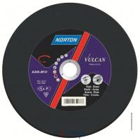 Disque de tronconnage Norton VULCAN Ø 300 Epaisseur 3.5 pour Acier  -66252925457