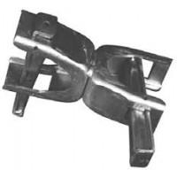 Colliers à clavettes orthoghonaux Ø49/49 ALTRAD VITO - U09P7