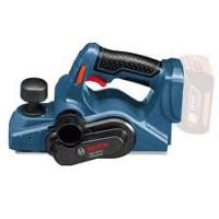 BOSCH OUTILLAGE - Rabot sans fil GHO 18 V-LI Professional solo - 06015A0300