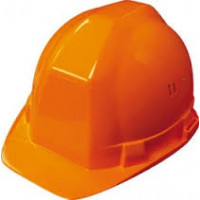 Casque de chantier orange OCEANIC II SOFOP TALIAPLAST - 564405