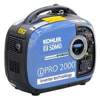 Groupe électrogène Portable Power INVERTER PRO 2000 équipé d'un moteur YAMAHA - INVERTER