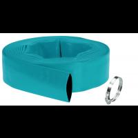 """Tuyau de refoulement GARDENA avec collier de serrage 38 mm (1 1/2"""") - 500520"""