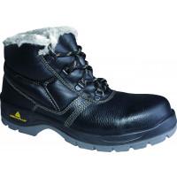 Delta Plus Chaussures Hautes Cuir Pleine Fleur Superviser S3 - Supers3no0 kU7gb9ra