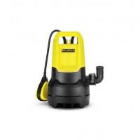 Pompe d'évacuation pour eau chargée 5500l/h 250W - SP1 Dirt - 1.645-500.0