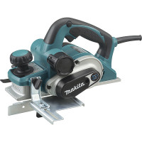 Rabot 1050 W 82 mm MAKITA + coffret MAK-PAC- KP0810CJ