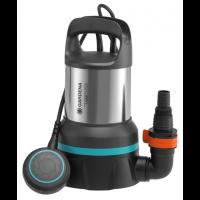 Pompe d'évacuation GARDENA pour eaux claires 11000 l/h - 903220