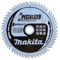 Lames carbures pour scies plongeantes à batterie MAKITA-B-56708 (Accessoires Scies circulaires)