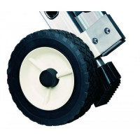 Roues pour plate-forme PL 2/3/4 diam. 100 mm (la paire) CENTAURE -380011