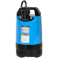 TSURUMI Pompe de chantier portable 800W avec accessoires - LB-800A