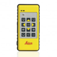 LEICA- Télécommande RC 400 ne fonctionne qu'avec le laser LEICA Rugby 640-790352