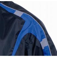 VESTE + PANTALON DE PLUIE POLYESTER ENDUIT PVC DELTA PLUS Taille 3XL- LIDINBM3X