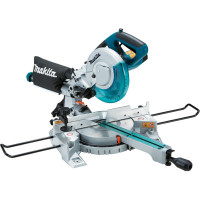 Scie radiale MAKITA 1400 W Ø 216 mm - LS0815FLN (Scie radiales- Scies a coupe d'onglets)
