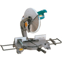 Scie à coupe d'onglet MAKITA 1380 W Ø 355 mm - LS1440N (Scie radiales- Scies a coupe d'onglets)