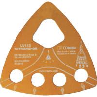 KIT DE SAUVETAGE : 1 LV115 + 1 TC015 +3 TC005 + 1 TC001 + AM002X5 + 1 AM025 + 1 TC008 DELTA PLUS -TC049 (Accessoires Antichutes)