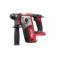 Perforateur sans fil SDS+ 18V M18™ MILWAUKEE livré sans batteries ni chargeur en coffret HDBOX M18BH-0X-4933459542