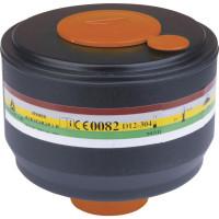 Boîte de 4 cartouches filtrantes A2B2E2K2P3 pour masques complets M9200 ROTOR GALAXY et M9300 STRAP GALAXY DELTA PLUS-M9000EABEK2P3