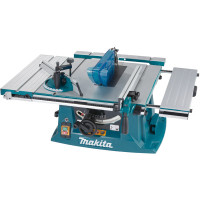 Scie bois sur table MAKITA 1500 W Ø 260 mm - MLT100N (Scie radiales- Scies a coupe d'onglets)