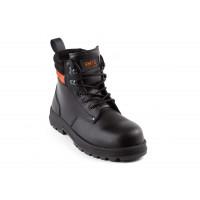 Chaussures mi-hautes de sécurité Spécial BTP Monster Noir S3 SRC Gamme GM's GASTON MILLE - GMON30