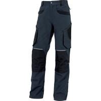 Pantalon de travail MACH ORIGINALS en coton / elasthane Bleu Marine DELTA PLUS-MOPA2BM0