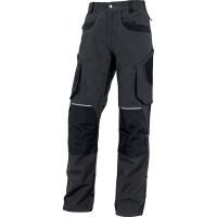 Pantalon de travail MACH ORIGINALS en coton / elasthane Gris DELTA PLUS-MOPA2GR0
