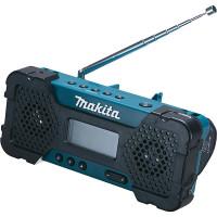 MAKITA-Radio de chantier à batterie Li-Ion 10,8 V 1,3 Ah machine seule-MR051
