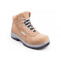 Chaussure de sécurité haute GASTON MILLE New S3 Brodequin Sable SRC ESD-NHHS3