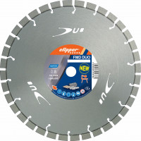 Disque diamant NORTON FMD DUO Ø 500 mm Alésage 25.4 mm - 70184611440