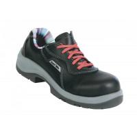 Chaussure de sécurité basse New Lady S3 Noir SRC ESD-NFBN3
