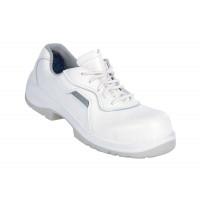 Chaussure de sécurité mixte New S2 Blanc SRC ESD GASTON MILLE - NHBB2
