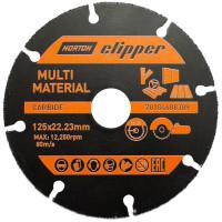 Disque carbure Multimateriaux 125 Al 22,23 NORTON CLIPPER - 70184608309