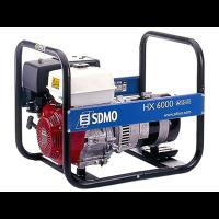 Groupe électrogène Portable Power HX 6000, équipé d'un moteur HONDA SDMO - HX6000