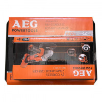 PACK 2 OUTILS AEG MEULEUSE + PERFORATEUR BURINEUR - PACK2OUTILS